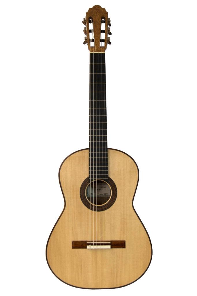 guitares pradel lyon epicea noyer guitare complete