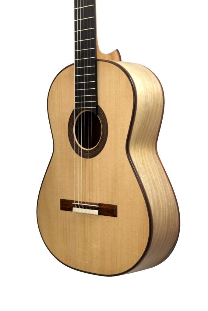 guitares pradel lyon épicea noyer