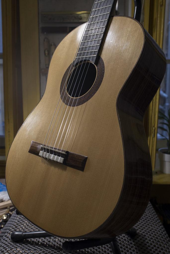 Guitares Pradel zoom