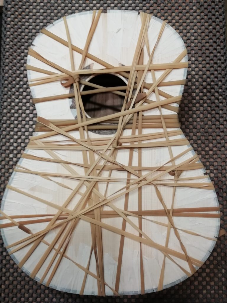 Guitares Pradel filets