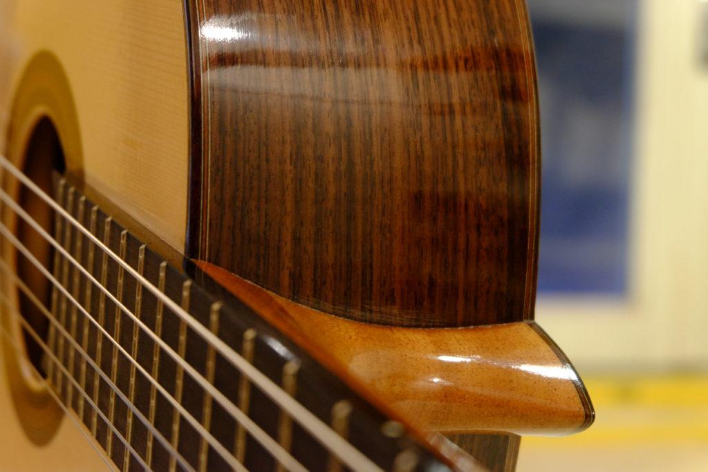 Guitares Pradel assemblage